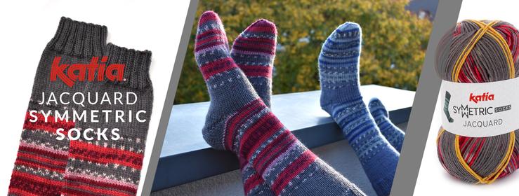 Katia-Jacquard-Symmetric-Socks
