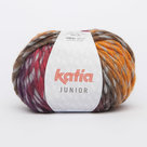 Junior-303--Grijs-Oranje-Rood