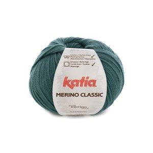 Merino Classic 78 Smaragdgroen