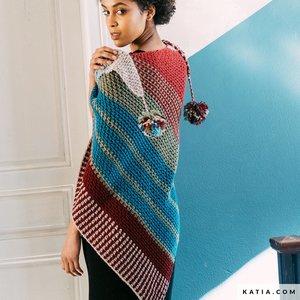 Kit Crochet Châle Funambulista