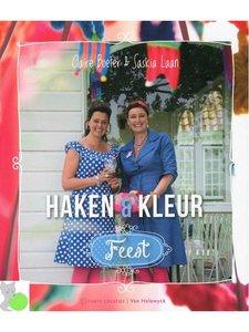 Haken en kleur Feest - Claire Boeter en Saskia Laan
