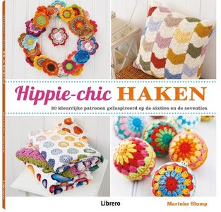 Hippie-chic haken - Marinke Slump