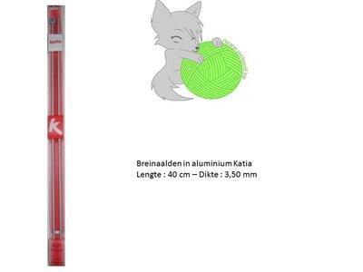 Katia breinaalden 03,5 mm