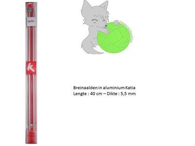 Katia breinaalden 05,5 mm