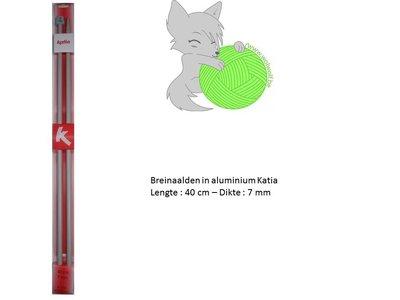 Katia breinaalden 07 mm
