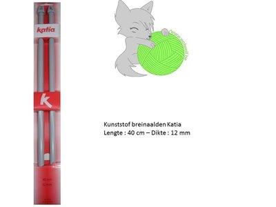 Katia breinaalden 12 mm