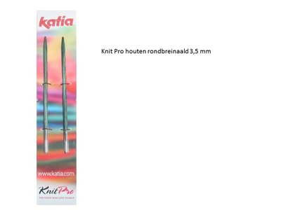 Rondbreinaalden Knit Pro 03,5