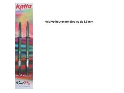 Rondbreinaalden Knit Pro 05,5