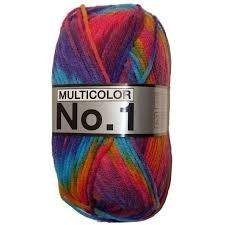 Multicolor No.1 - 607