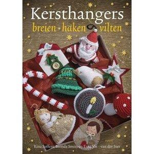 Kersthangers breien-haken-vilten