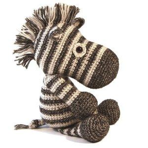 Haakpakket Dirk Zebra