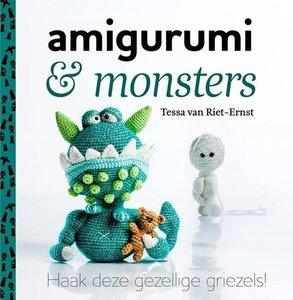 Amigurumi & monsters - Tessa van Riet-Ernst