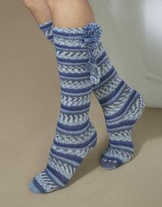 Bombay - lange sokken