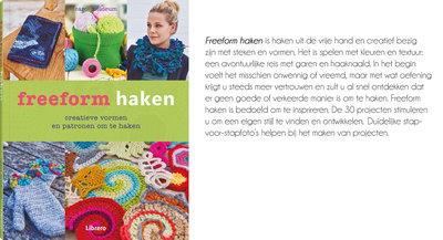 Freeform haken - Carol Meldrum