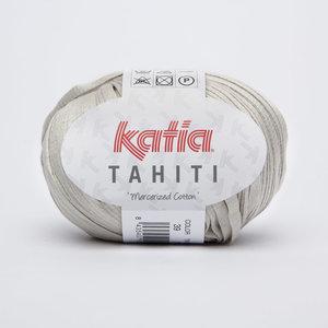 Tahiti 39 Parelmoer-lichtgrijs