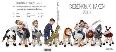Dierenkruk haken deel 2 - Anja Toonen