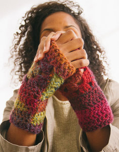 Azteca - Handschoenen zonder vingers