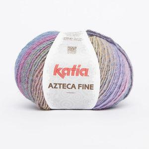Azteca Fine - 219 Blauw-paars-lichtrood
