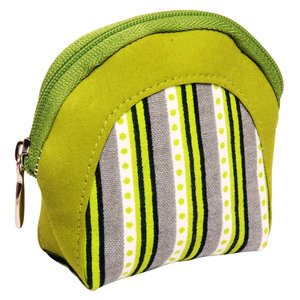KnitPro Greenery etui voor stekenmarkeerders