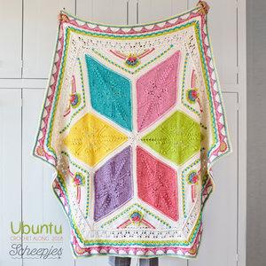 Scheepjes CAL 2018 UBUNTU medium