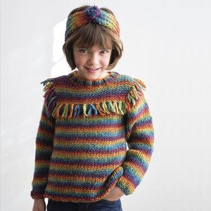 Big To Knit Family - trui voor kinderen