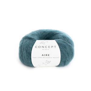 Aire 123 Groenblauw